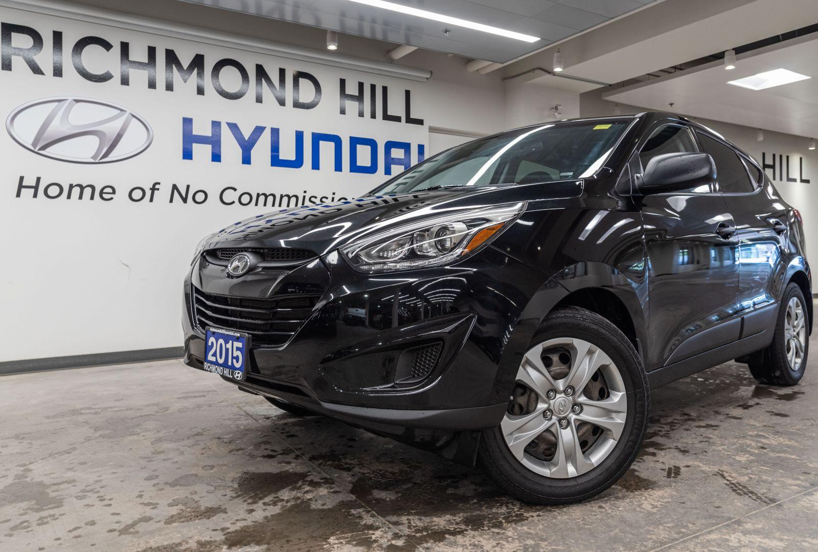 2015 Hyundai Tucson Image