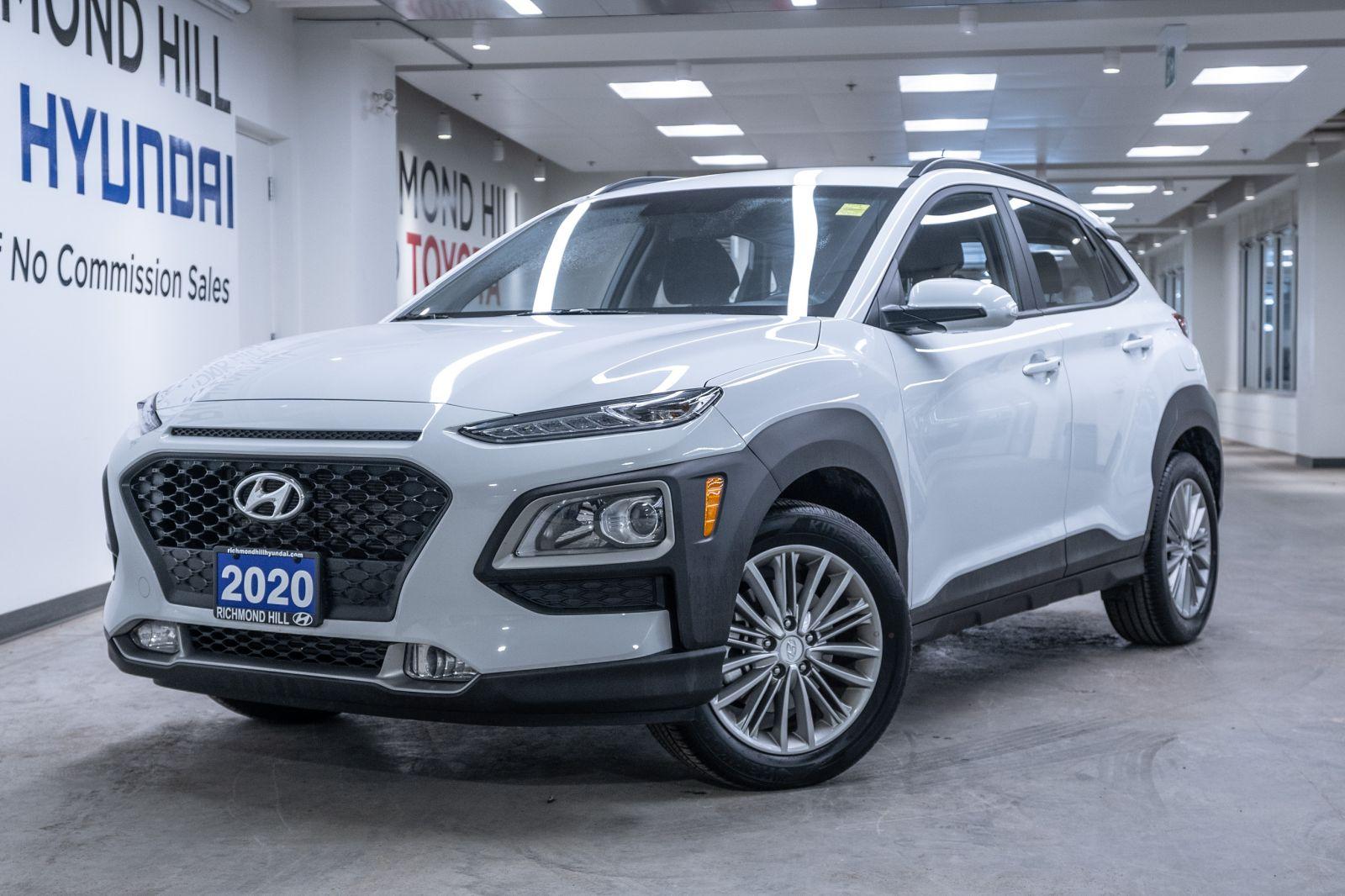2020 Hyundai Kona Preferred / Reverse Camera / Heated Steering Wheel / Alloys / Brake Assist / Heated Seats