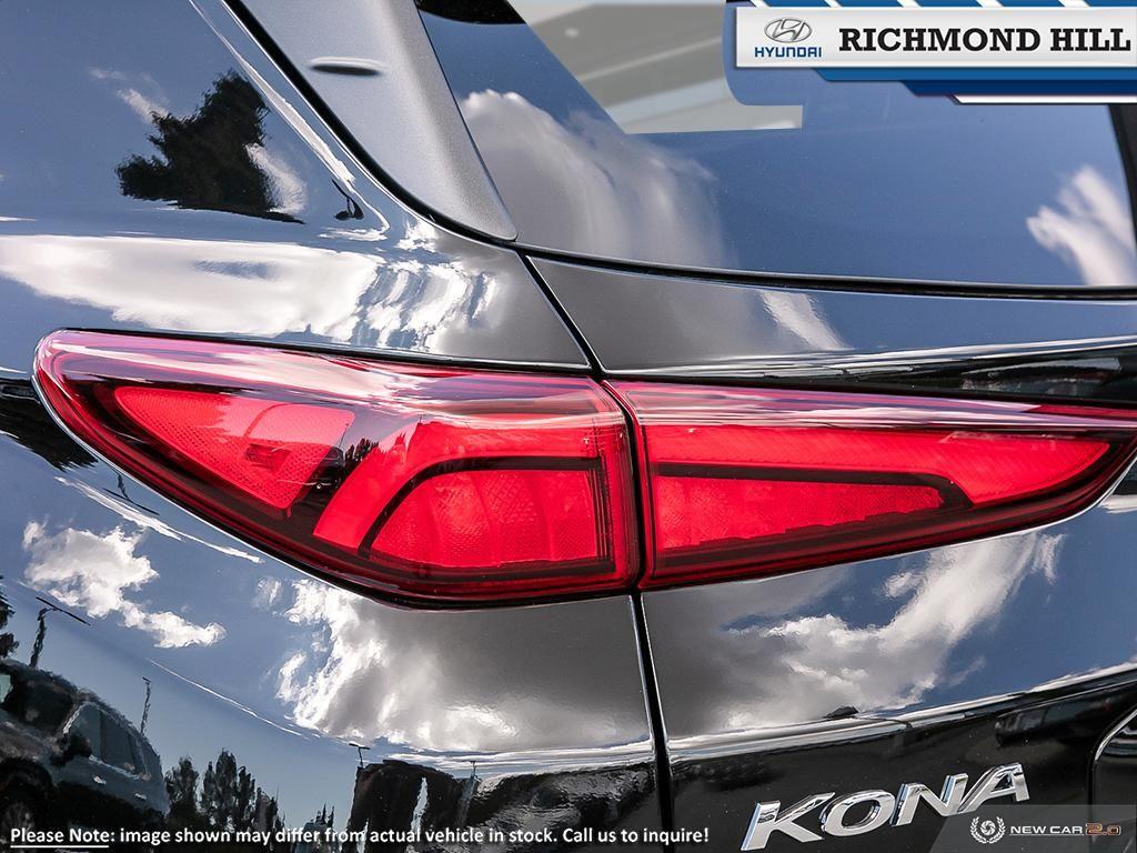 2022 Hyundai Kona Electric