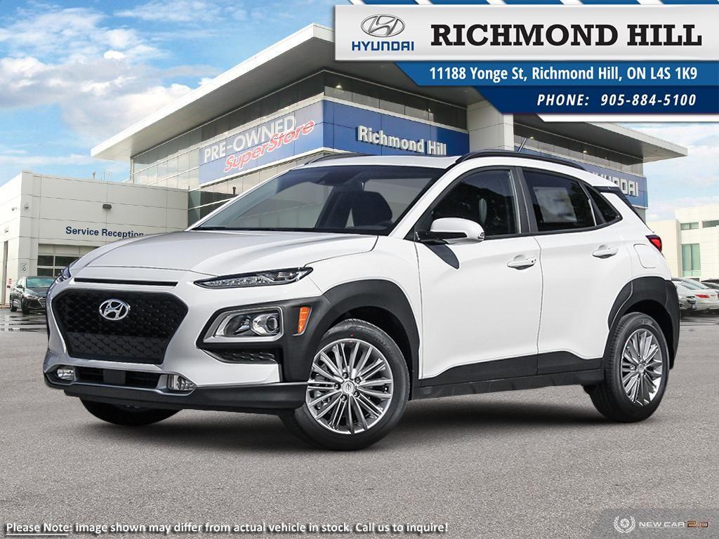 2021 Hyundai Kona LUXURY AWD