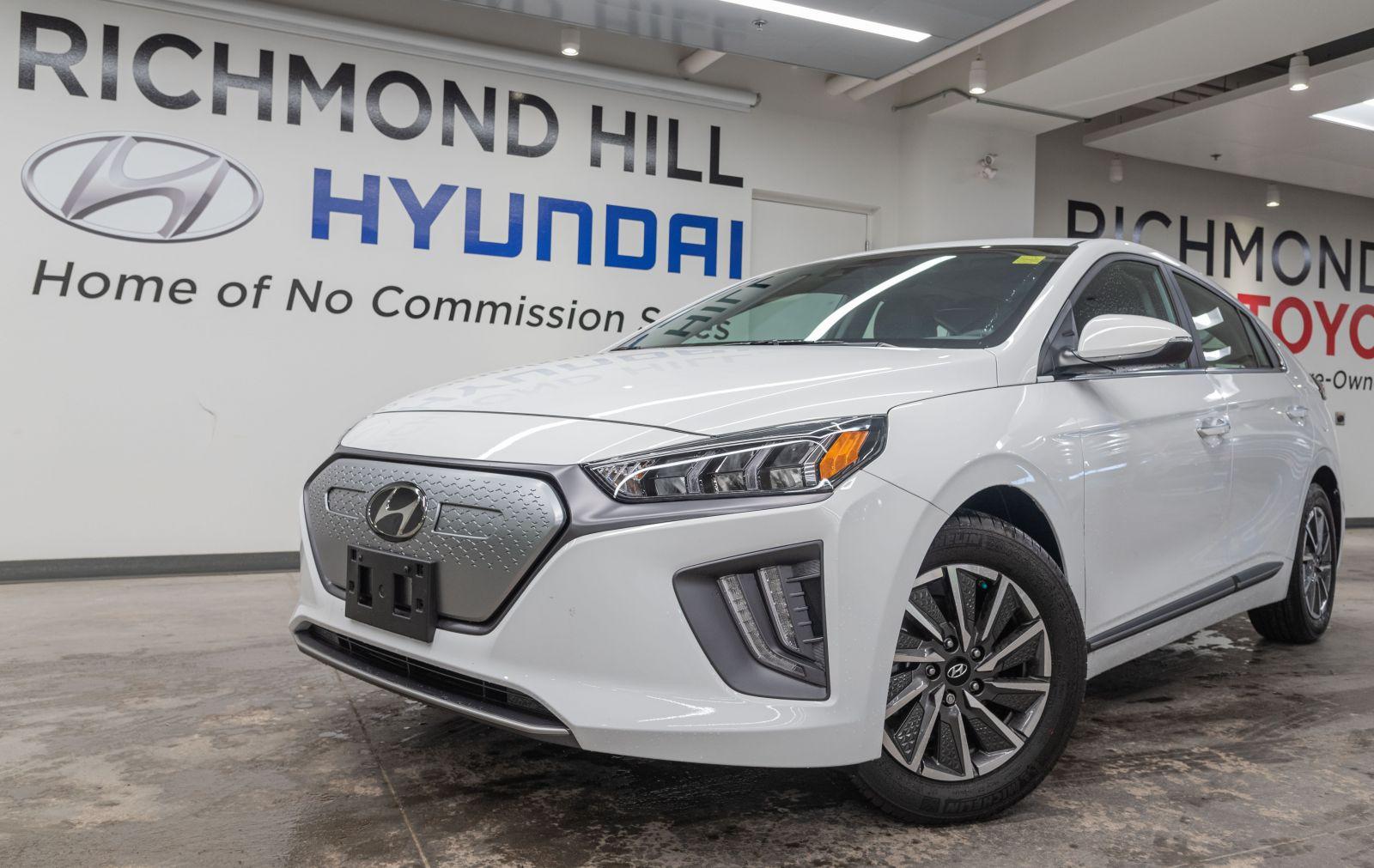 2021 Hyundai Ioniq Electric Image