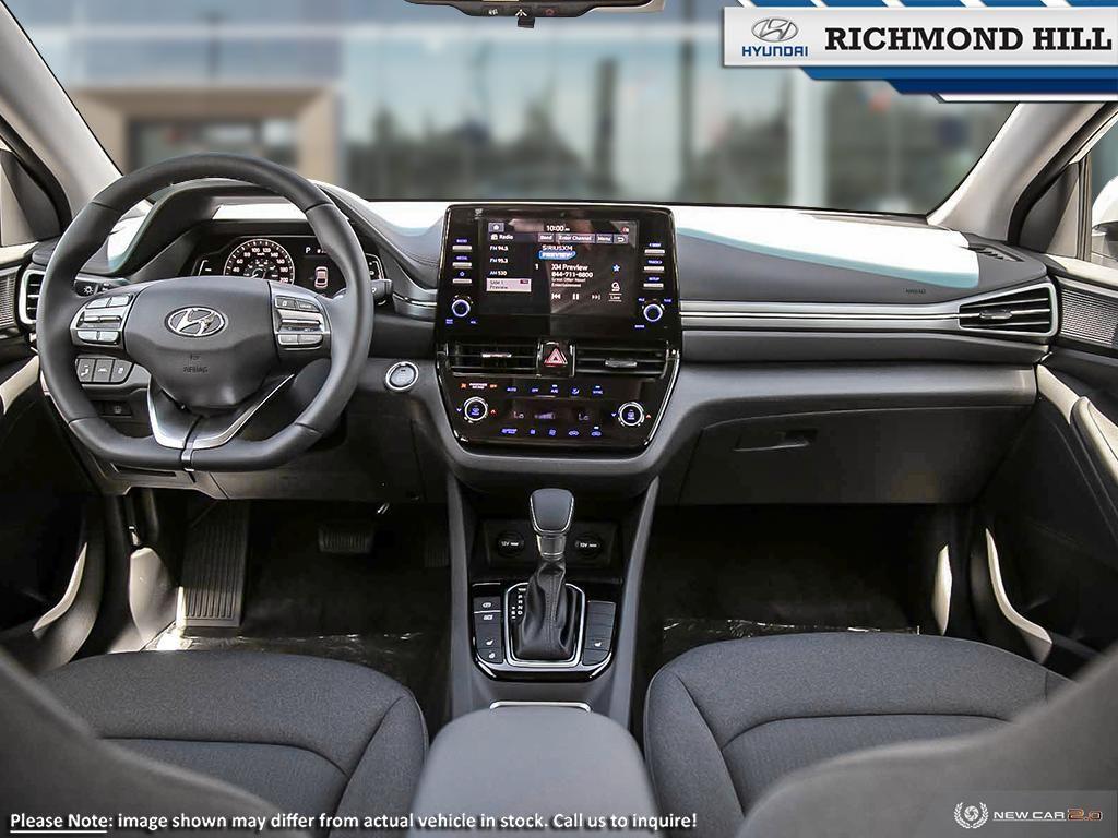 2021 Hyundai IONIQ Hybrid