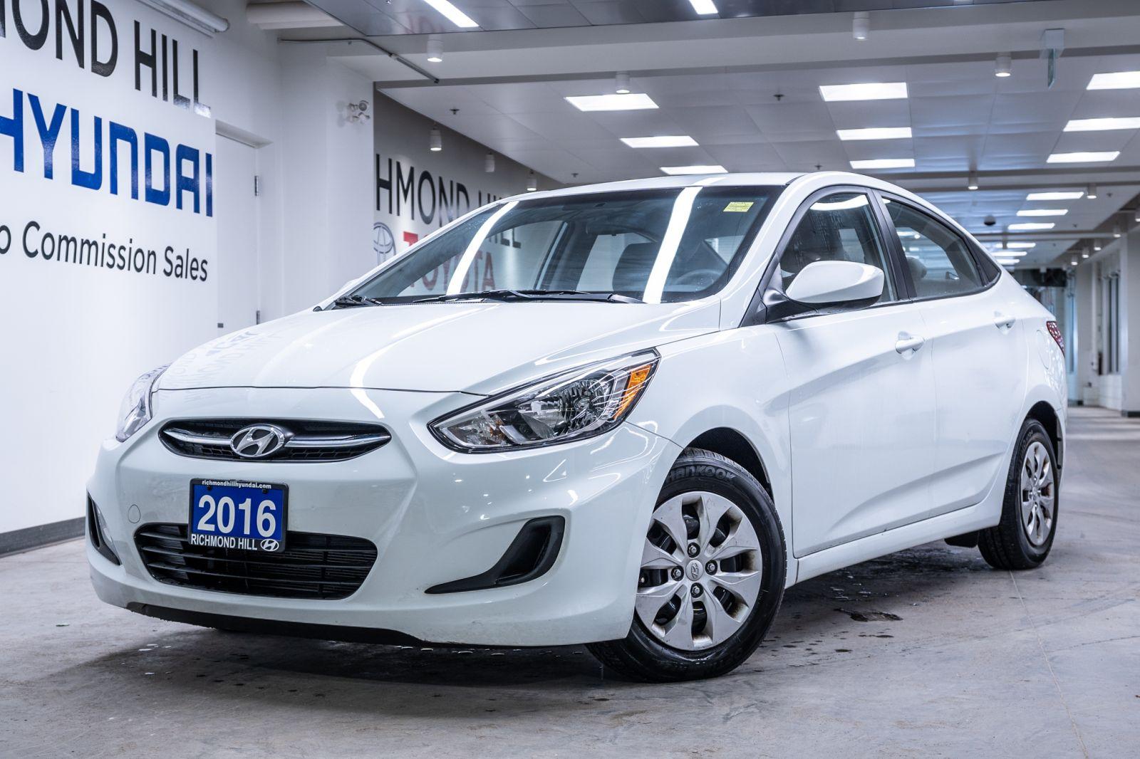 2016 Hyundai Accent Image