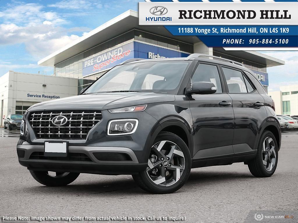 2020 Hyundai Venue Ultimate Black  - Navigation - $144 B/W
