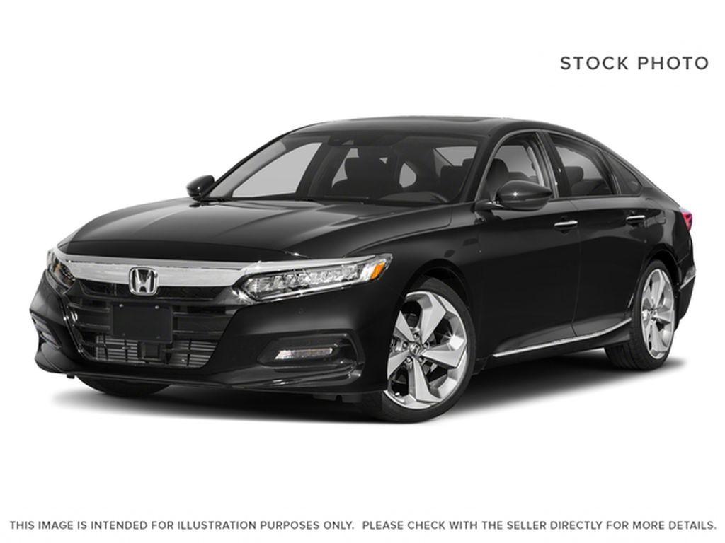 2018 Honda Accord Sedan Image