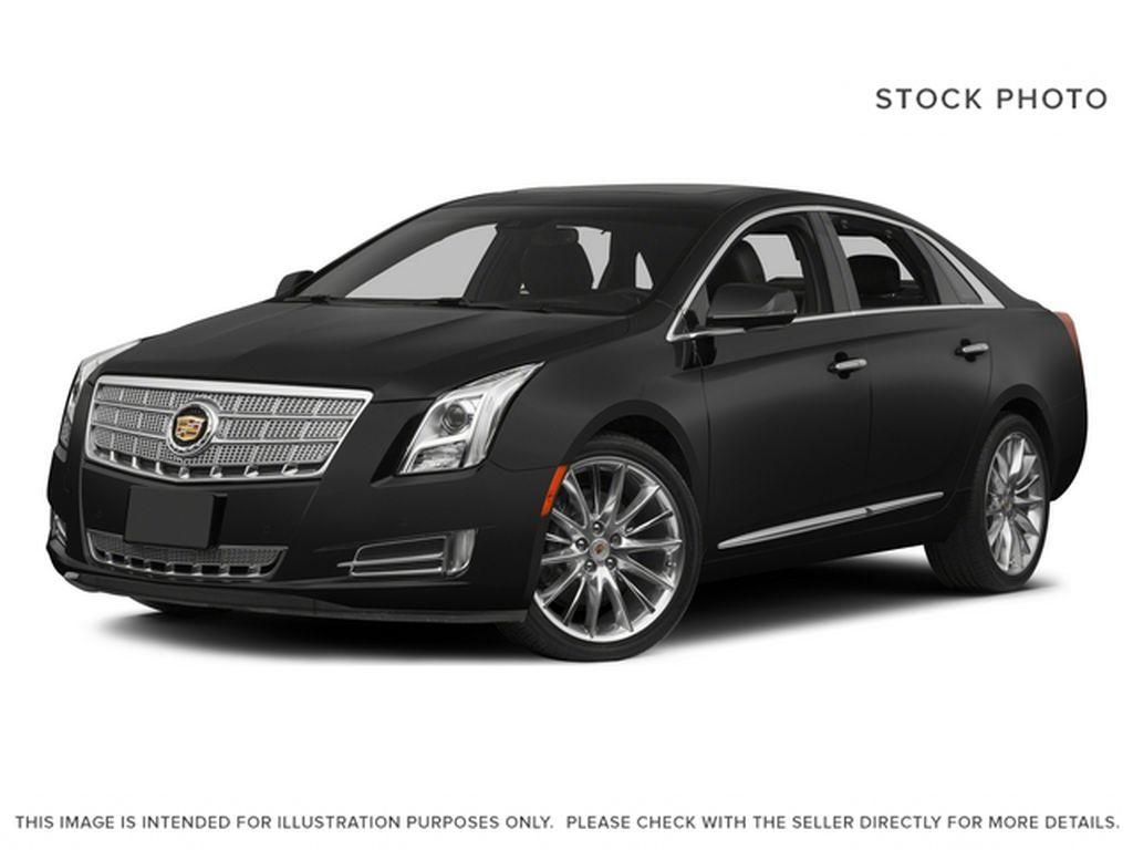 2015 Cadillac XTS Image