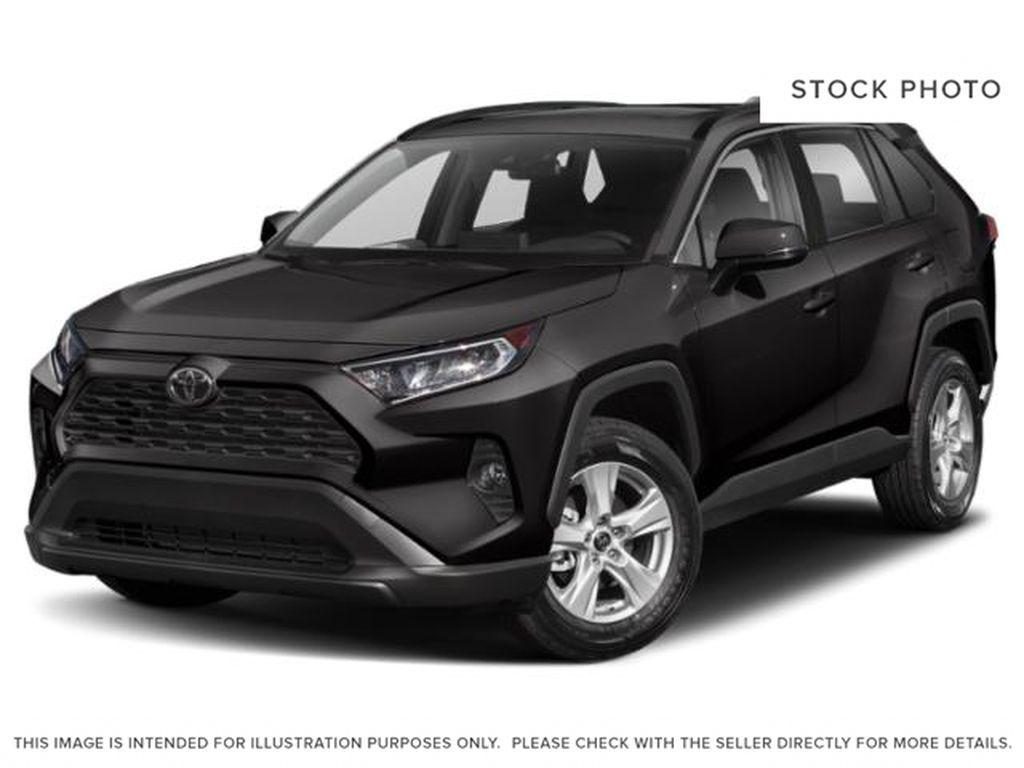 2021 Toyota RAV4 Image