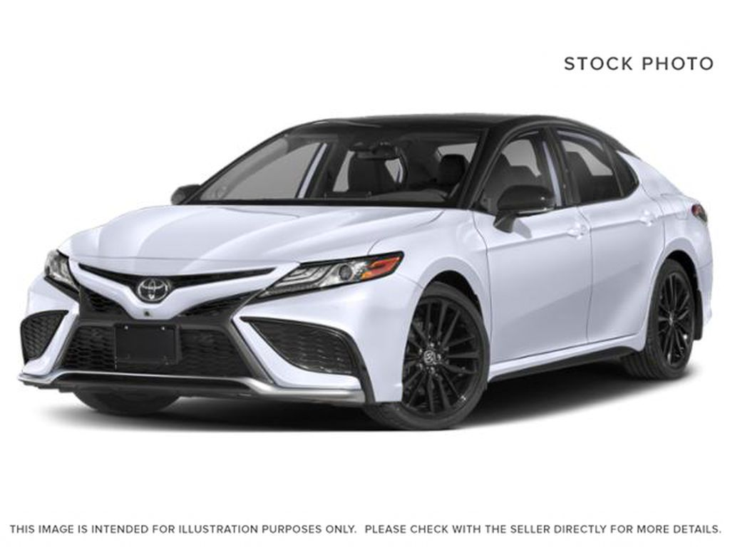 2021 Toyota Camry Image