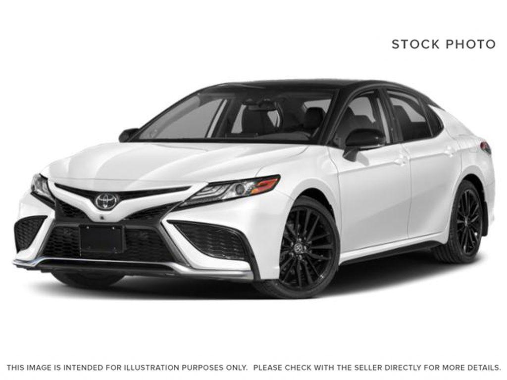 2022 Toyota Camry Image