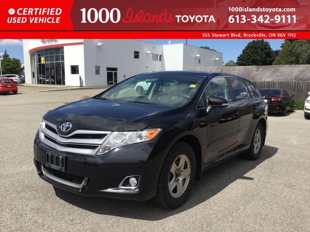 2015 Toyota Venza Image