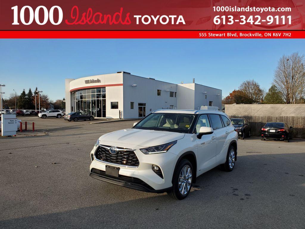2021 Toyota Highlander Image
