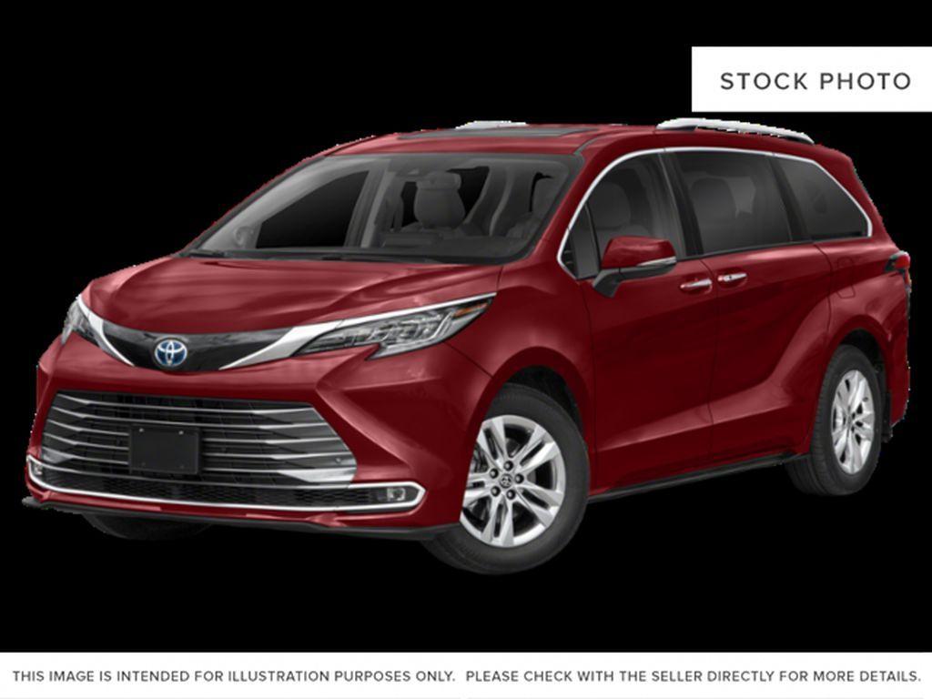 2021 Toyota Sienna Image