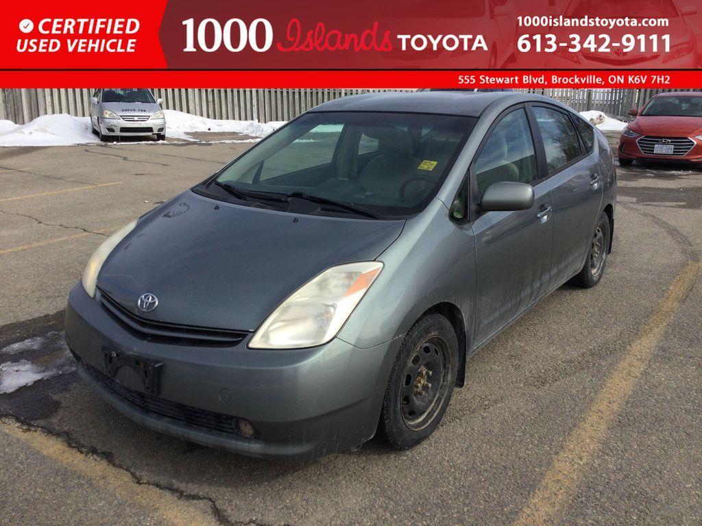 2005 Toyota Prius Image