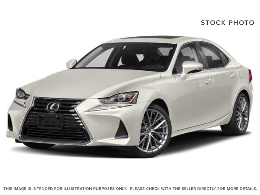 2018 Lexus IS Image