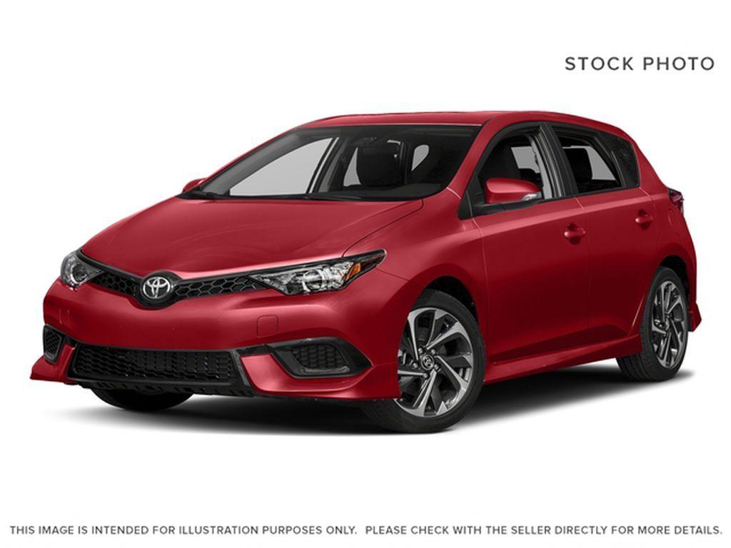 2017 Toyota Corolla iM Image
