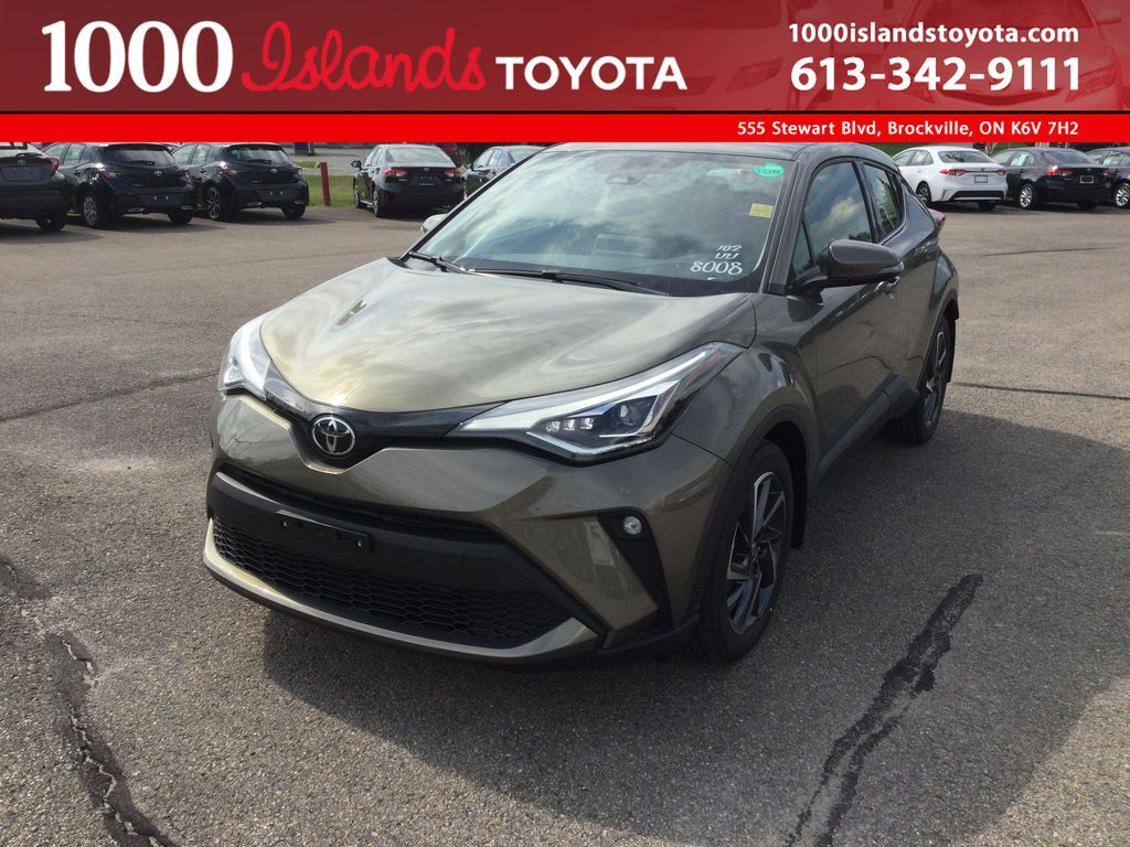 2021 Toyota C-HR Image