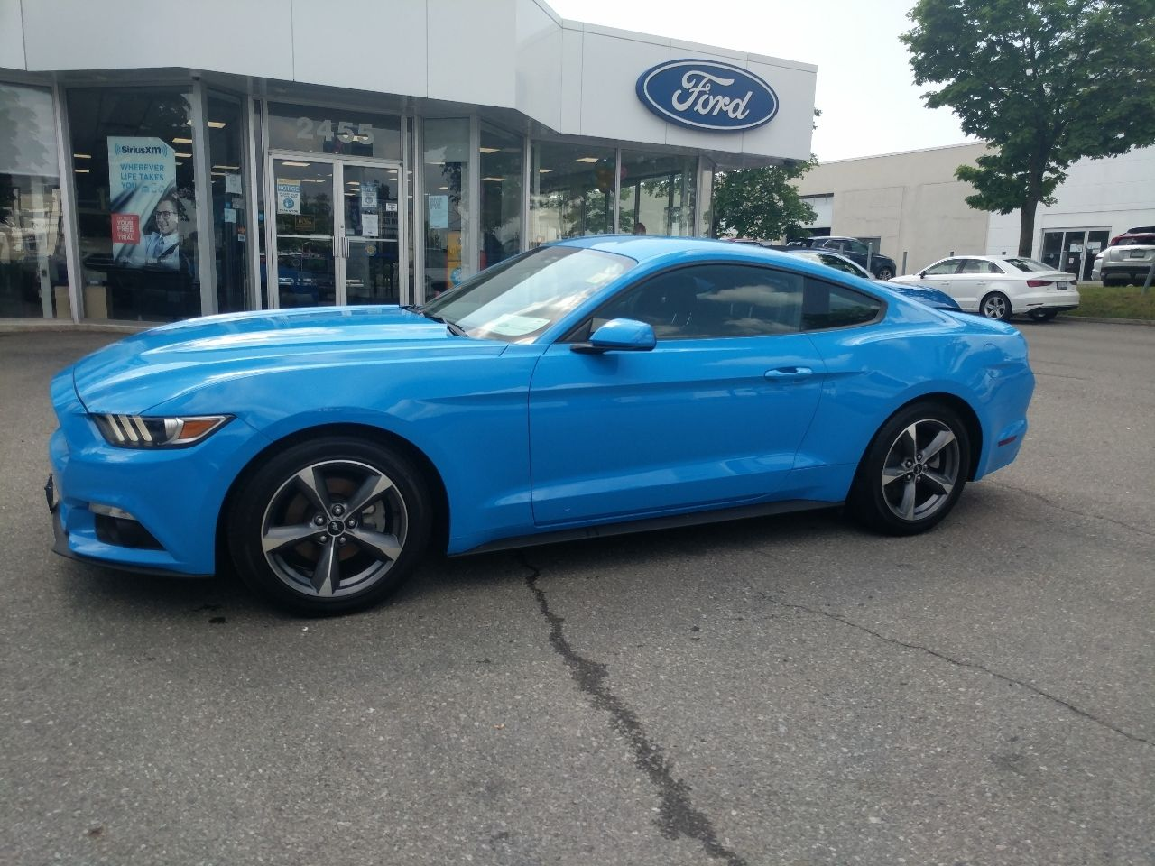 2017 Ford Mustang Image
