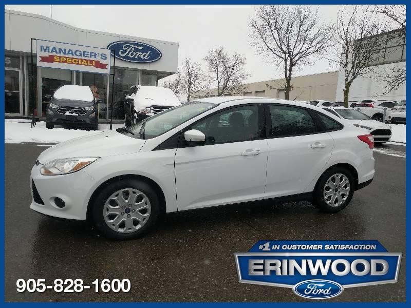 2013 Ford Focus SE - BLUETOOTH / PWR GRP/ LOW KMS !!!
