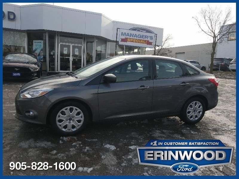 2012 Ford Focus SE - PWR GRP / ABS/ TRACTION / LOW KMS !!!