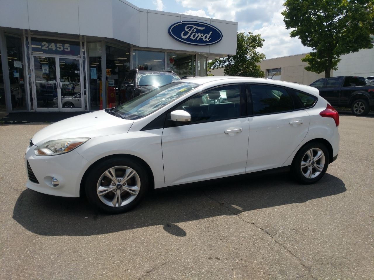 2012 Ford Focus Image