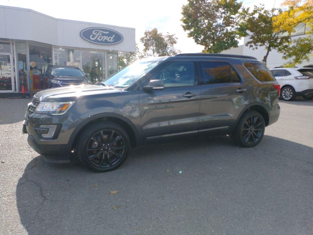 2017 Ford Explorer Image