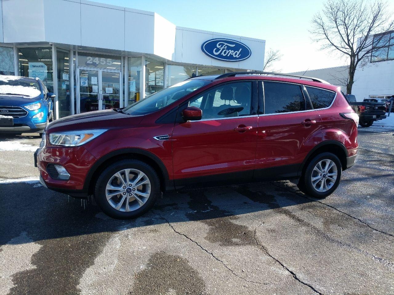 2017 Ford Escape Image