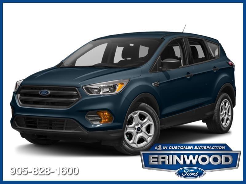 2018 Ford Escape SE - CPO 60M @1.9-20,000KM EXT WARRANTY