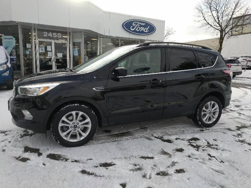 2017 Ford Escape Image