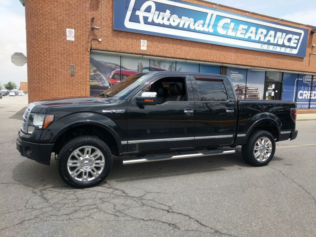 2010 Ford F-150 Image