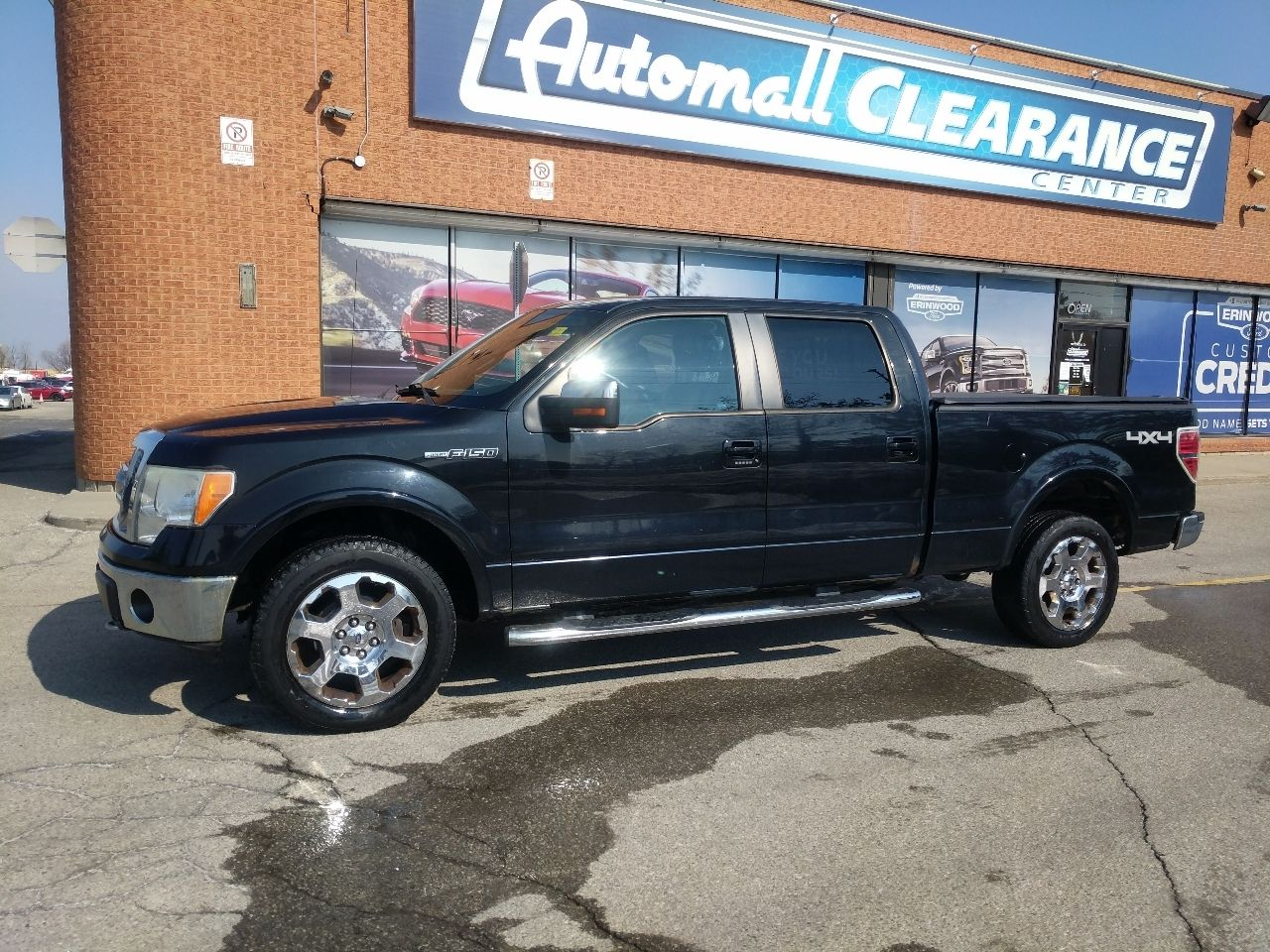 2009 Ford F-150 Image