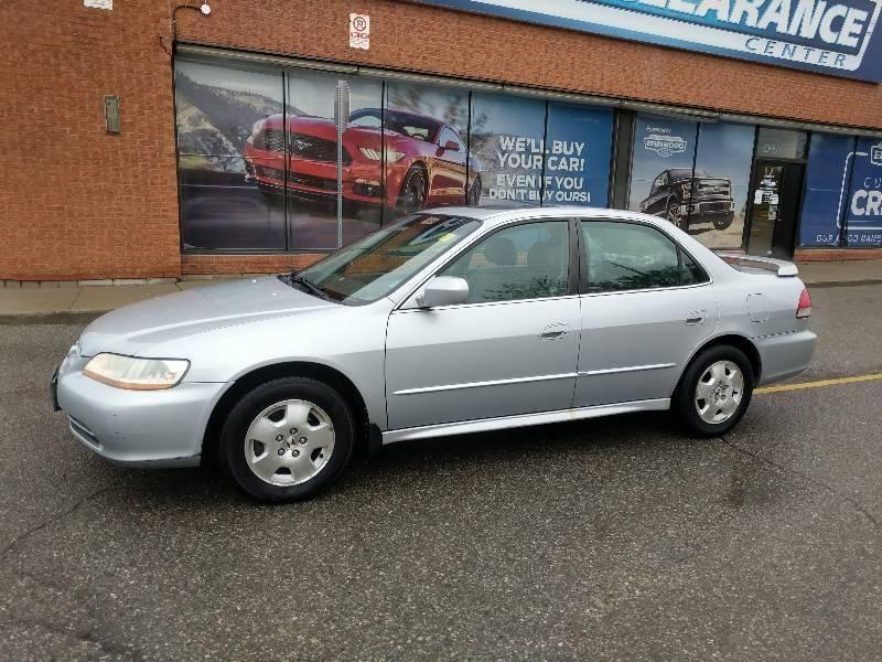 2001 Honda Accord Image
