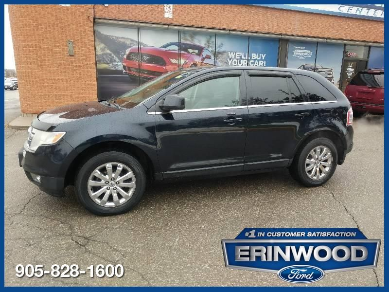 2008 Ford Edge Limited - PANO ROOF / LTHR / ALLOYS