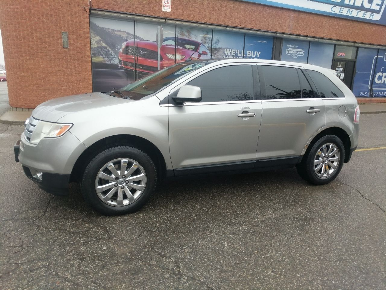 2008 Ford Edge Image
