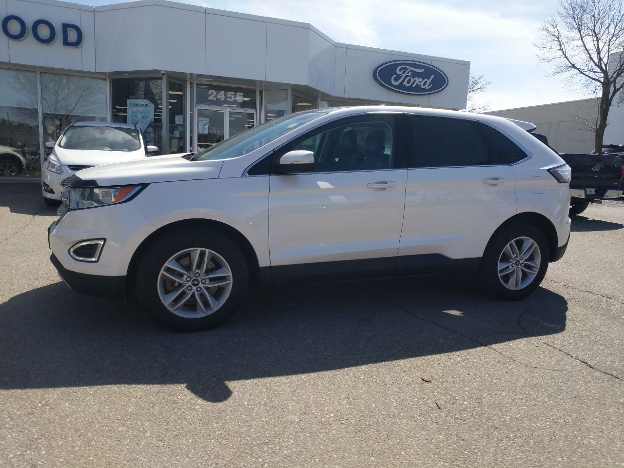 2017 Ford Edge Image