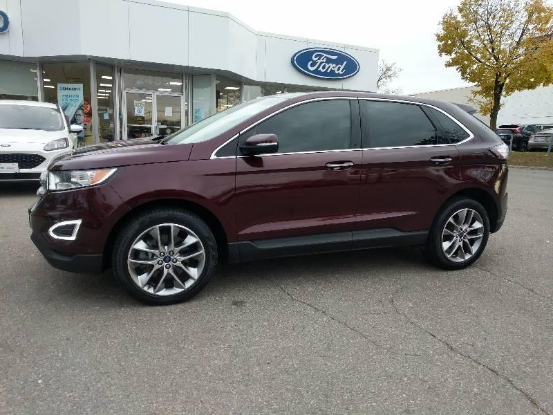 2017 Ford Edge Image