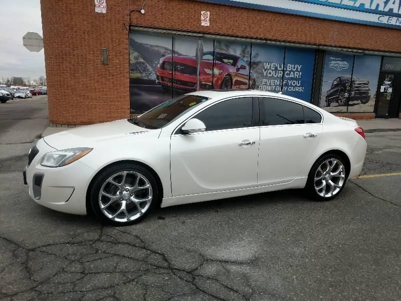 2012 Buick Regal Image