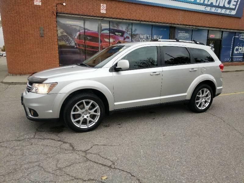 2013 Dodge Journey Image
