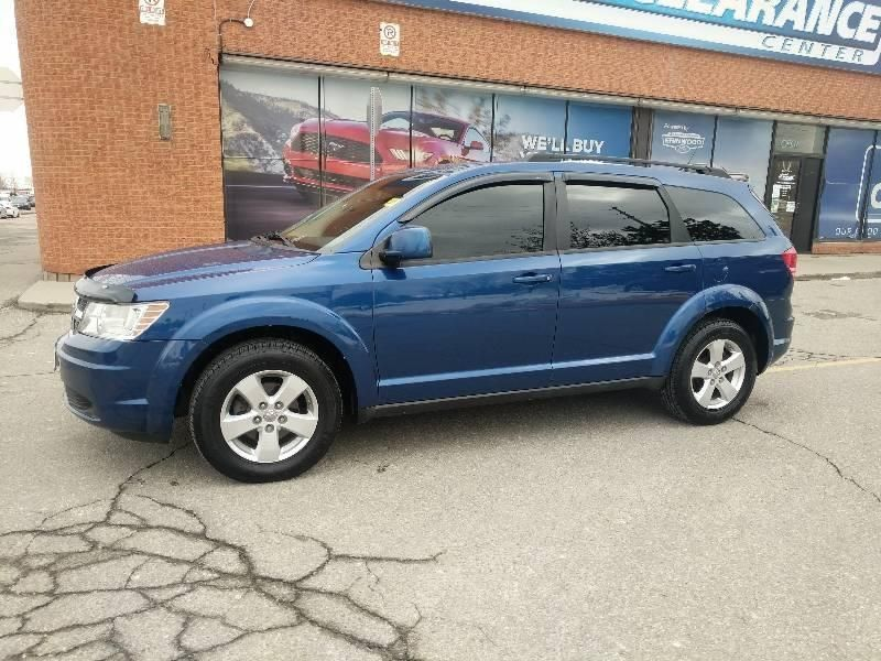 2010 Dodge Journey Image