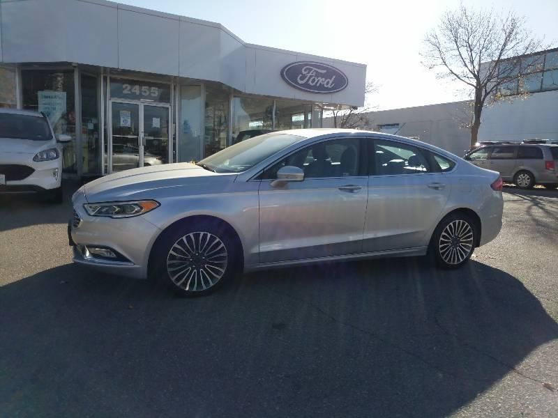 2017 Ford Fusion Image