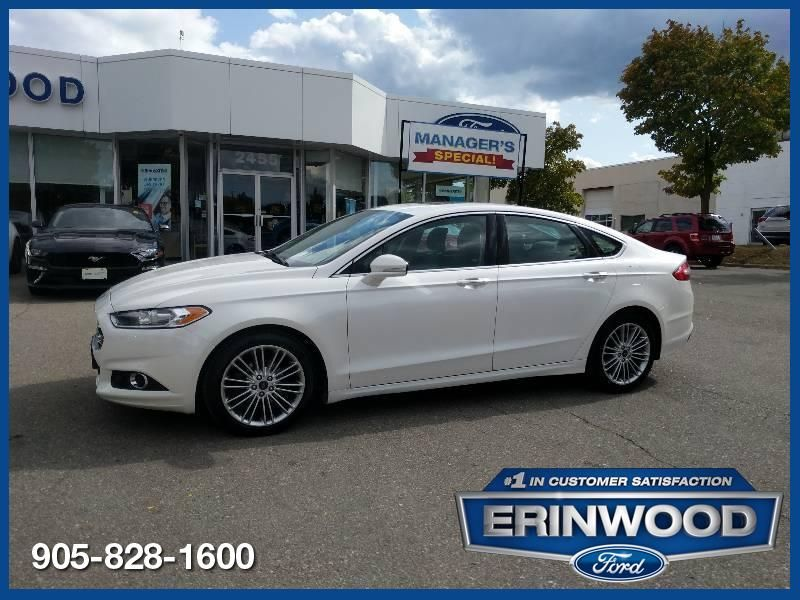 2016 Ford Fusion Image