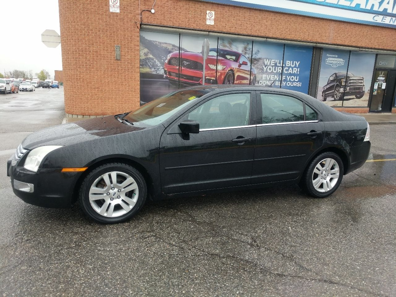 2007 Ford Fusion Image