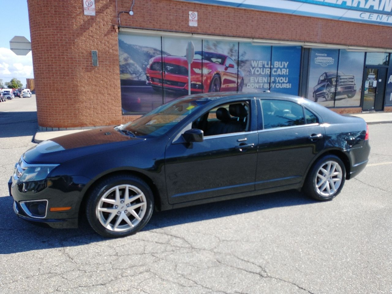 2011 Ford Fusion Image