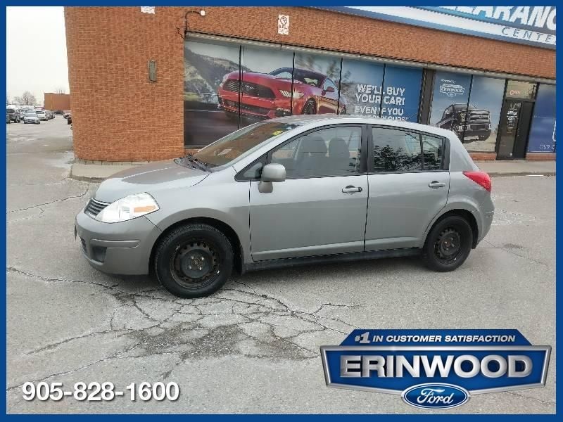 2008 Nissan Versa 1.8 S - 6-Speed / PWR GRP / 2 SETS OF WHLS