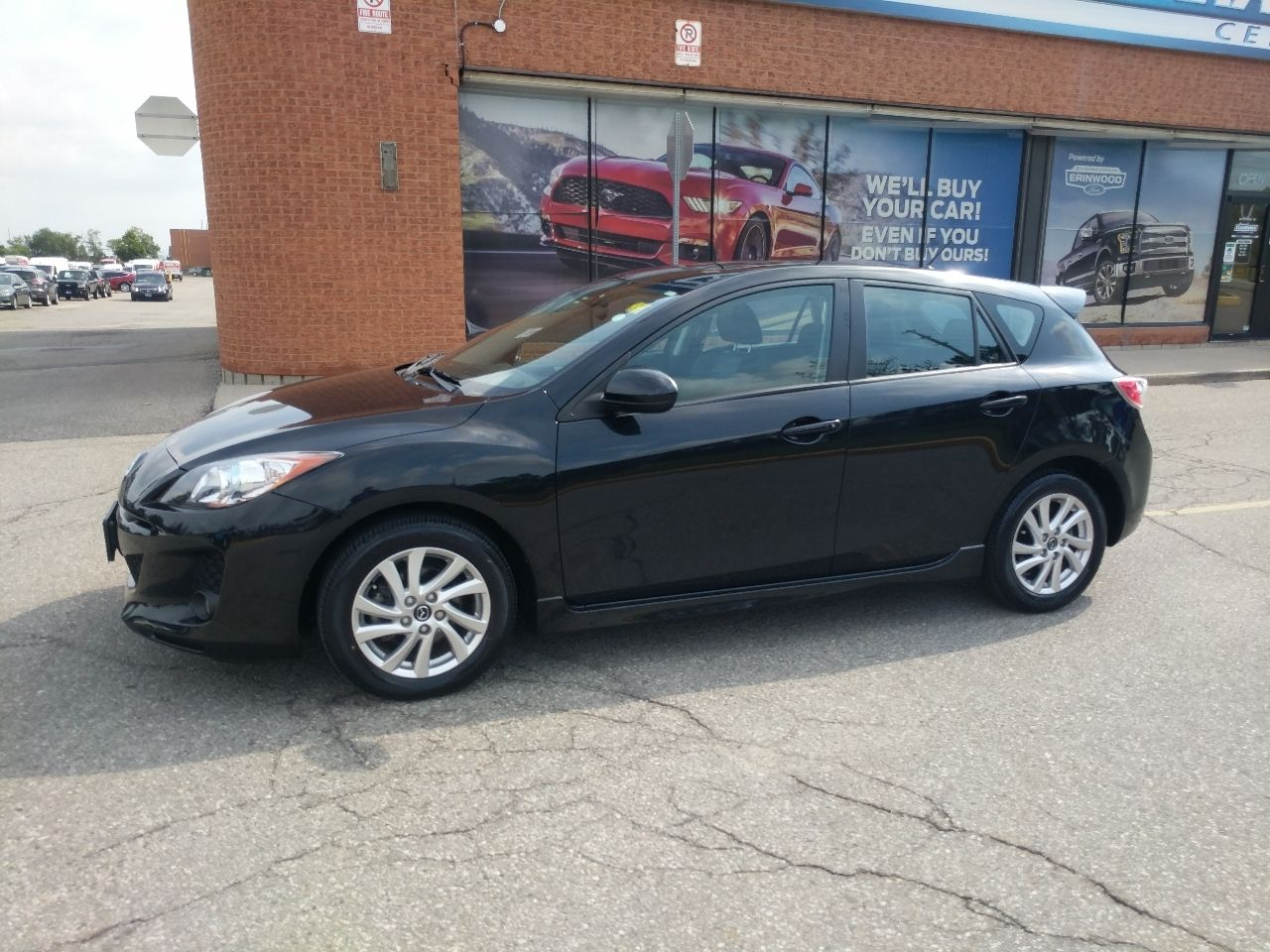 2013 Mazda 3 Image