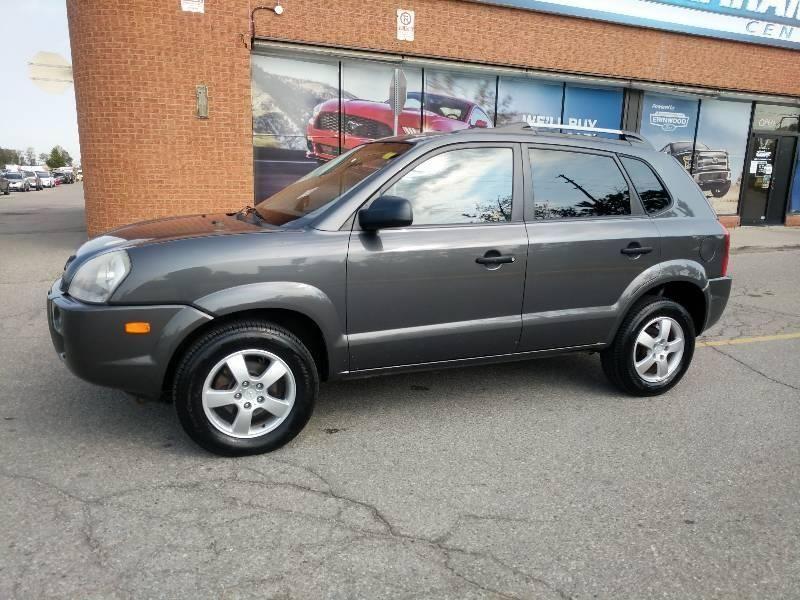 2007 Hyundai Tucson Image