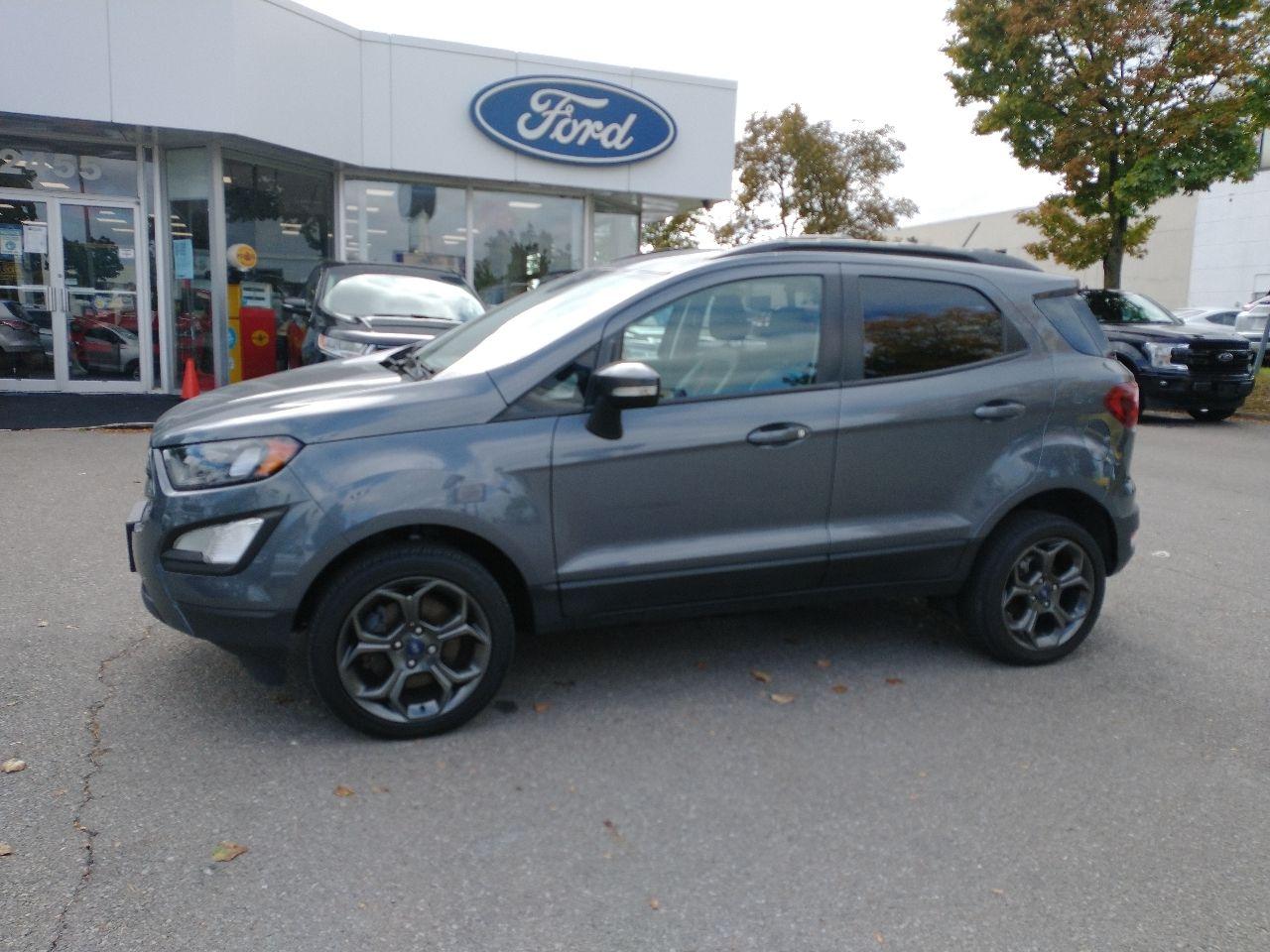 2018 Ford EcoSport Image