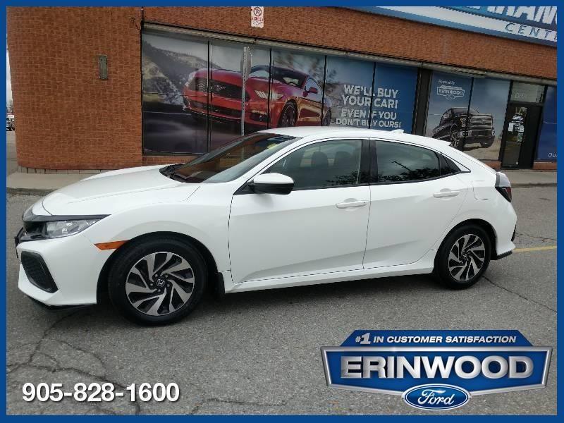 2018 Honda Civic Image