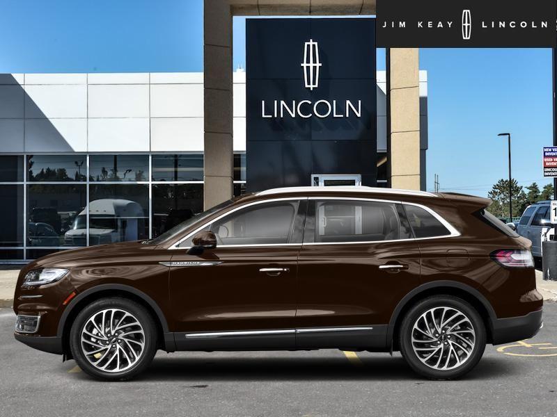 2020 Lincoln Nautilus Image