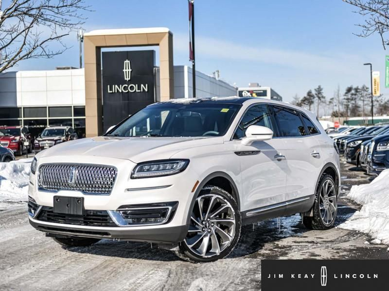 2019 Lincoln Nautilus Image