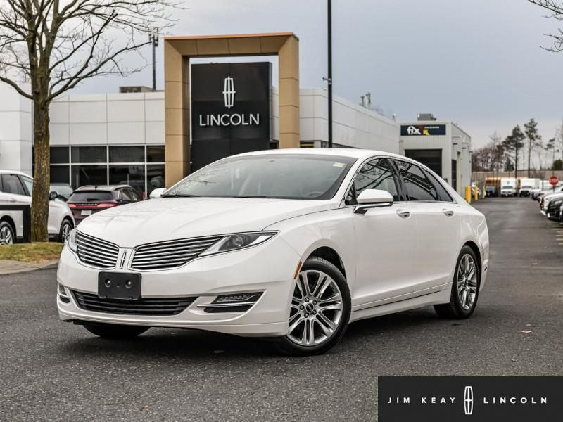 2013 Lincoln MKZ Image